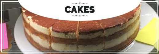 BIN 141 Menu Cakes