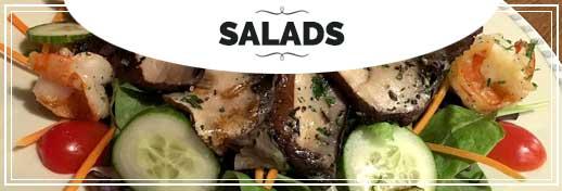 BIN 141 Menu Salads