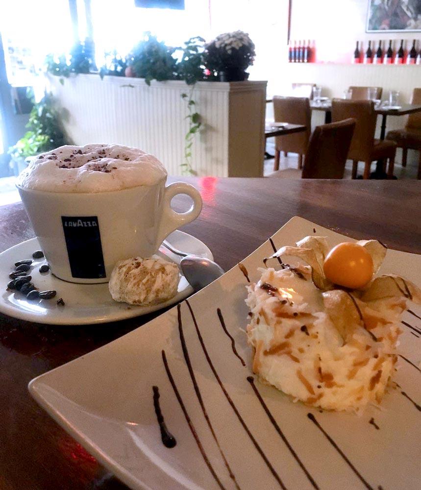 BIN 141 nyc restaurant east village beverages coffee