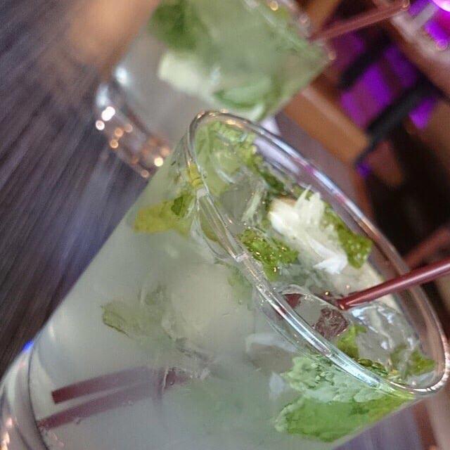 BIN 141 nyc restaurant east village drinks organic mojito cocktails