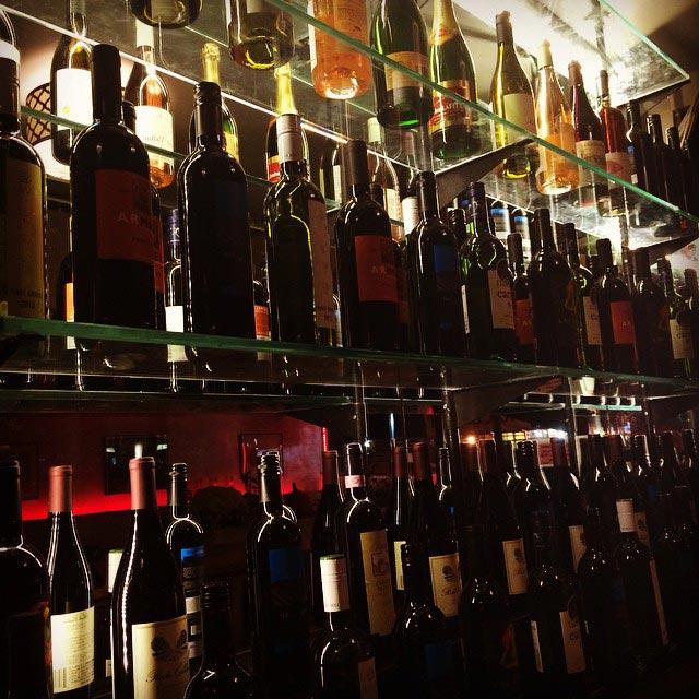 BIN 141 nyc restaurant east village drinks organic wine full bar