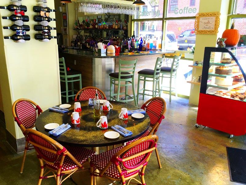 BIN 141 nyc restaurant east village