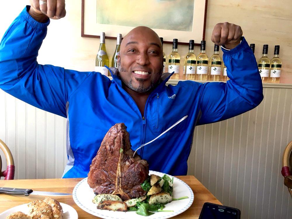 BIN 141 nyc restaurant east village stu steak