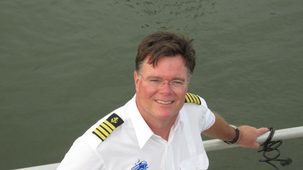 Captain Randy Brown Naval Architect Charleston South Carolina East Coast Vessel Deliveries