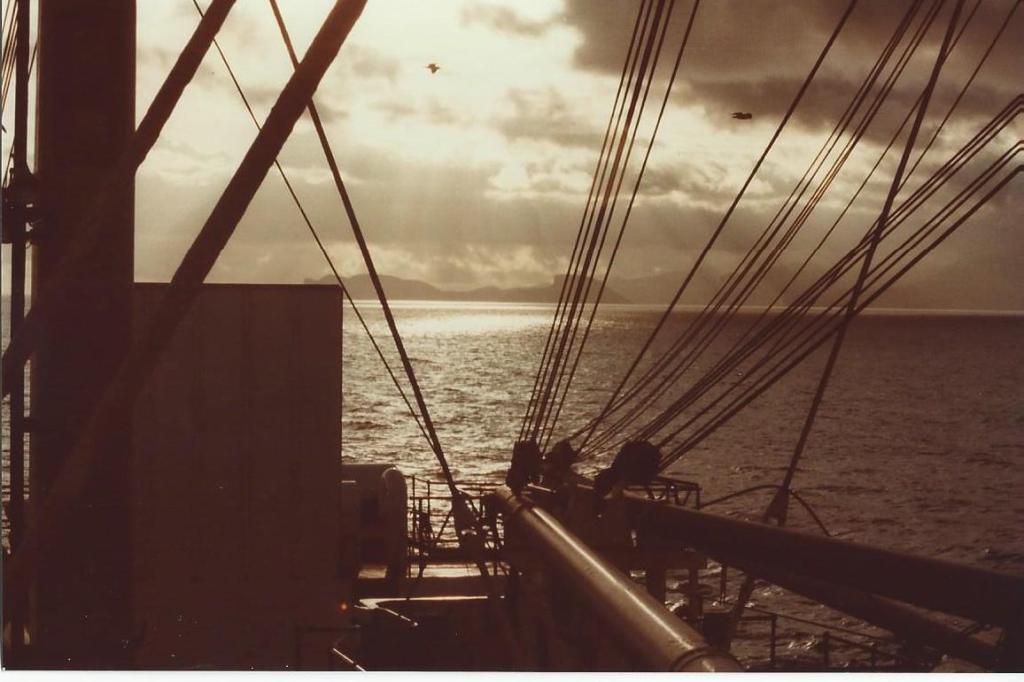 Empire State V Cruising The Azores, Portugal