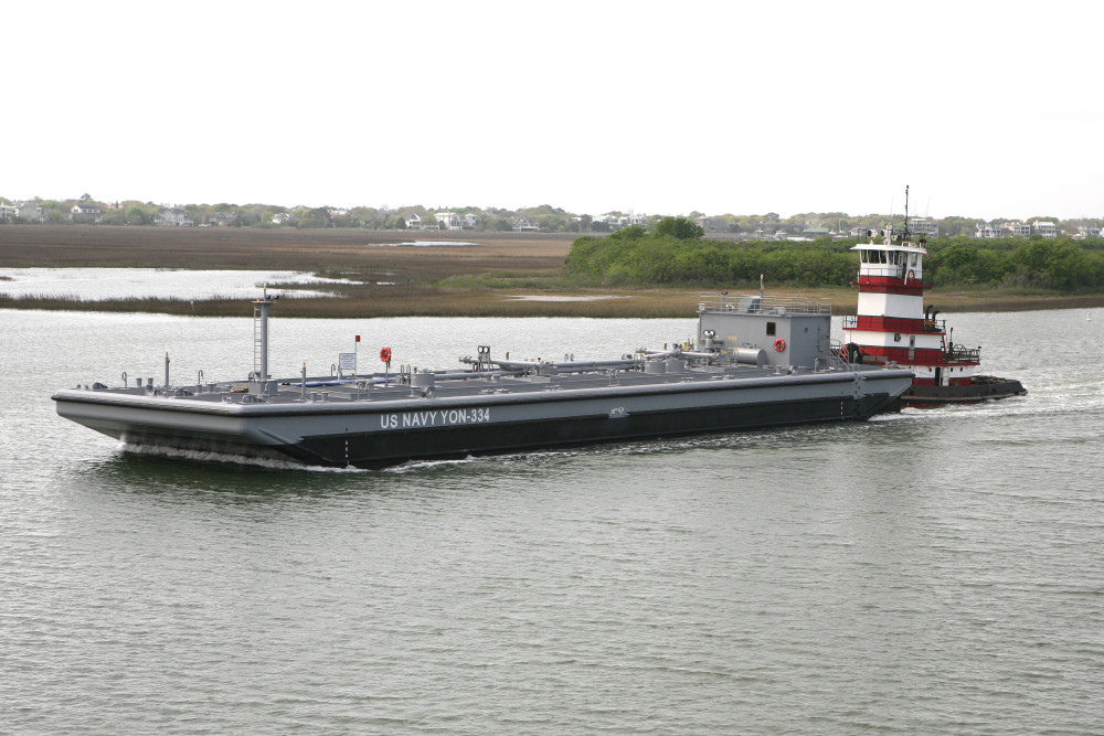East Coast Naval Architect Double Hull Fuel Barge Construction Expertise