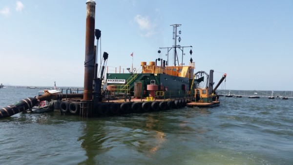 Crane Barge Stability OSHA Compliance