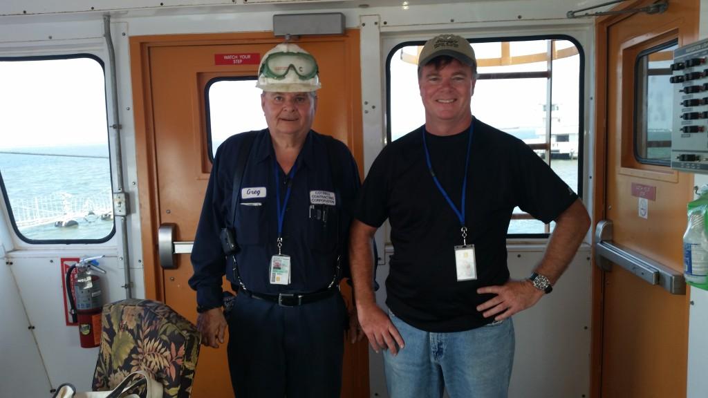 Barge Crane Stability Analysis Charleston Marine Consulting