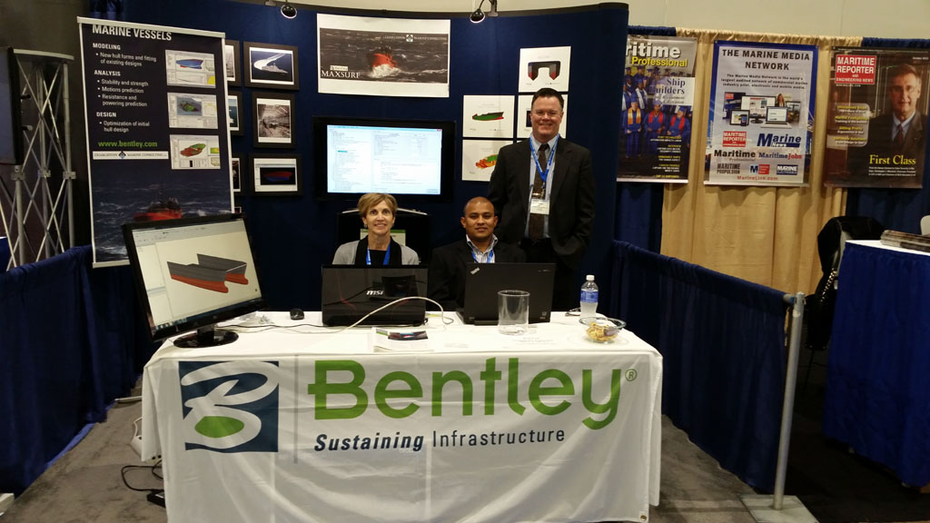 Charleston Marine Consulting at SNAME WMTC Event