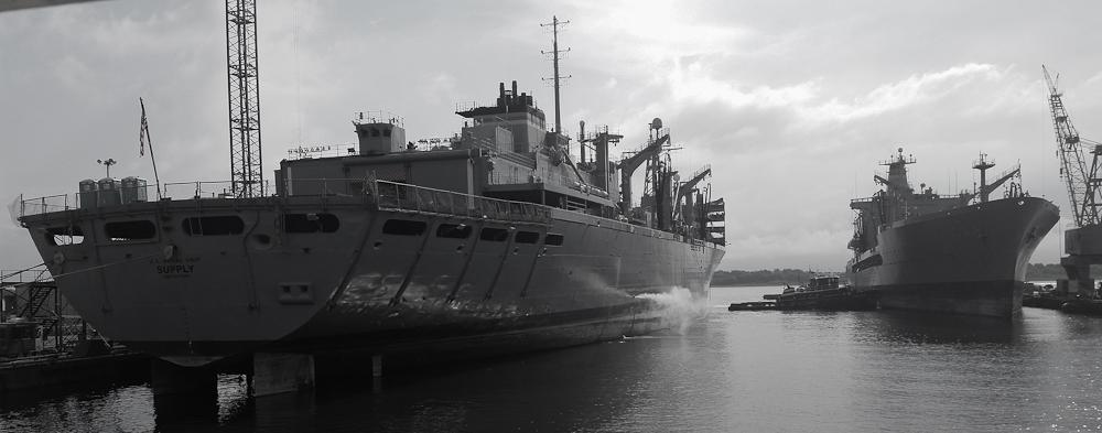 East Coast Shipyard Naval Architect