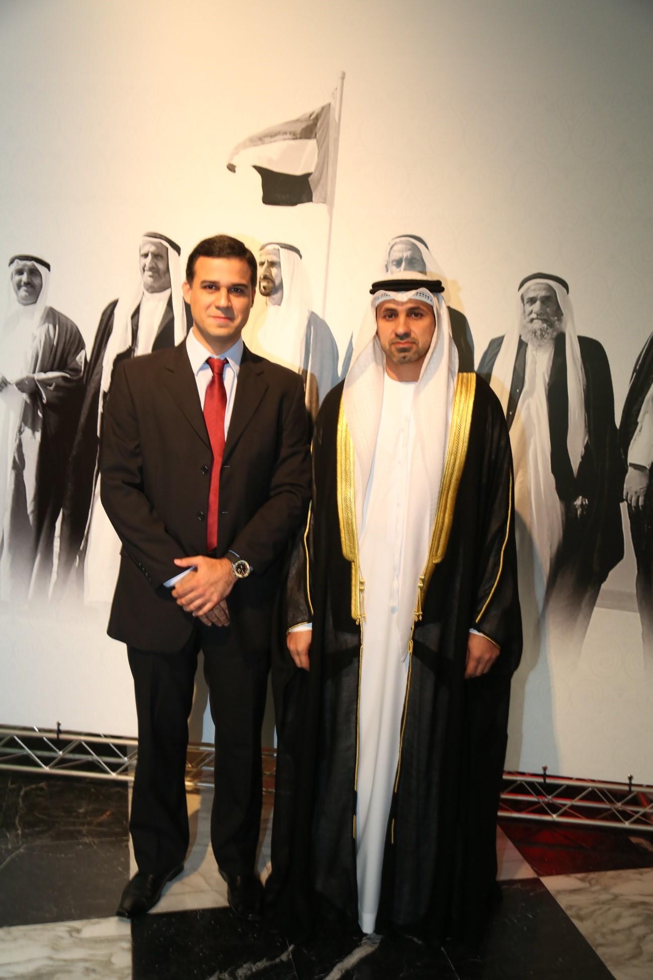 Tracenet IT Solutions e Emirados Árabes Únidos