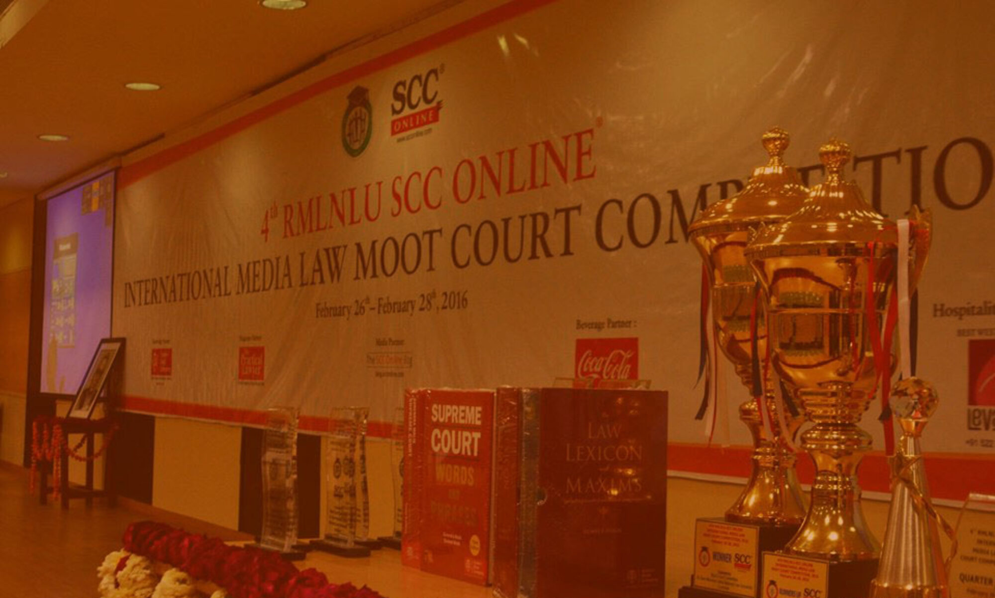 RMLNLU-SCC Online® International Media Law Moot Court Competition, 2020