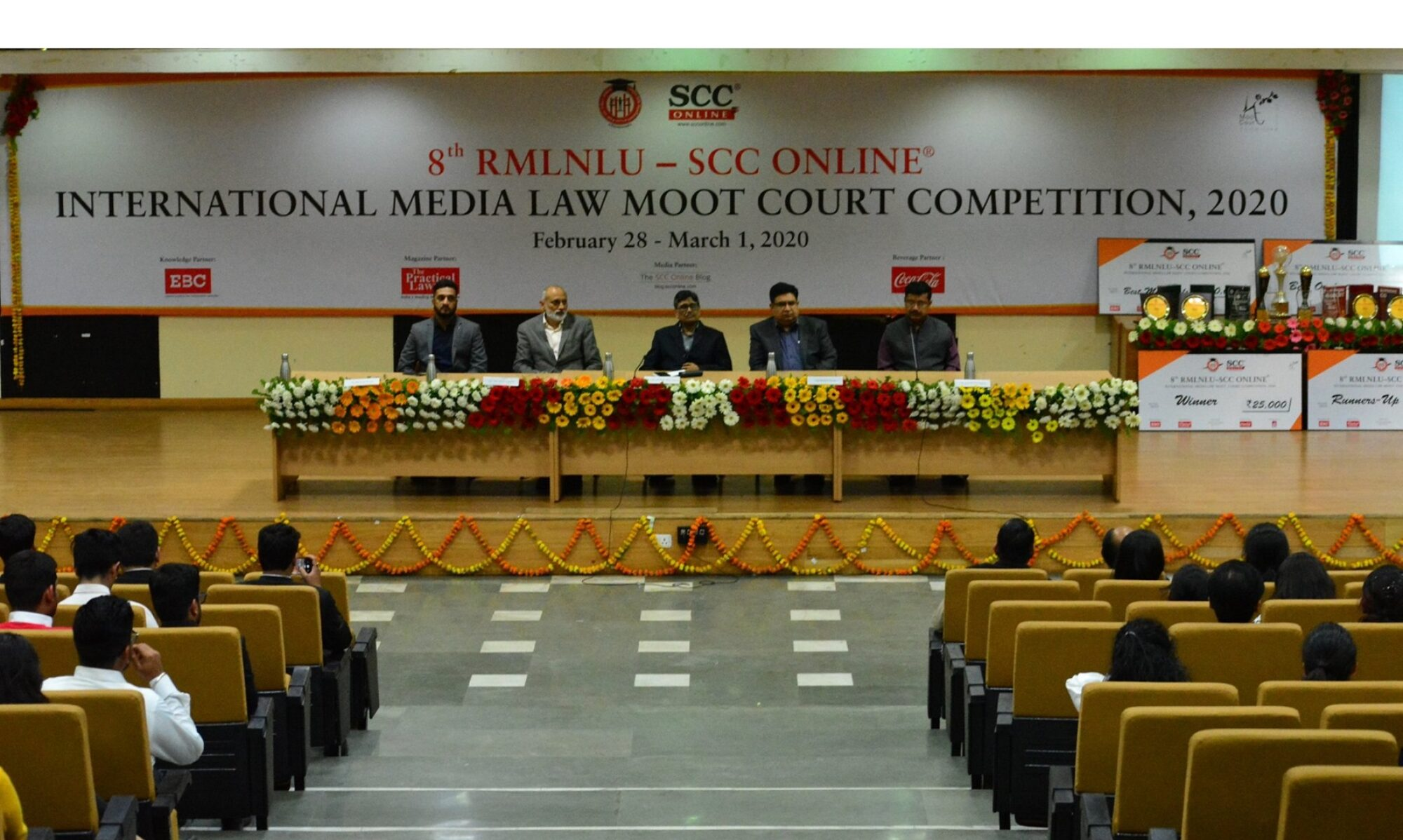RMLNLU-SCC Online® International Media Law Moot Court Competition, 2021