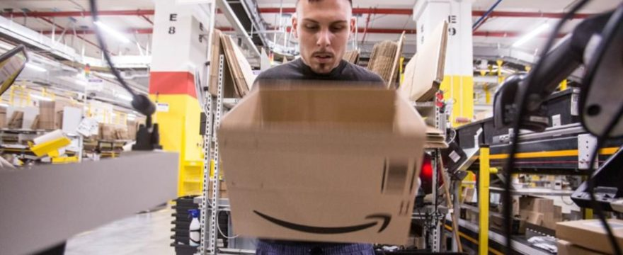Amazon's Clinics Join U.S. Employer Push Into Worksite Healthcare