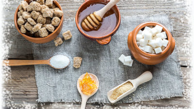 Top 6 Natural Sweeteners