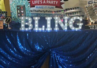 Bling Bar - Party Palooza in York, PA (1)