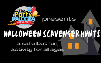 How to Stage a Safe (And Fun) Halloween Scavenger Hunt