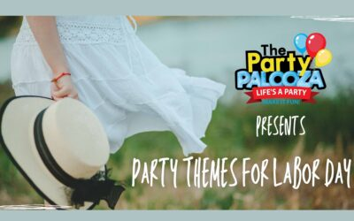 4 Fun Party Themes for Your Labor Day Bash