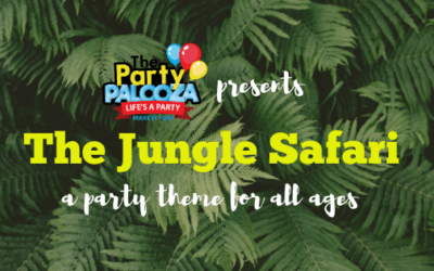 Party Theme Of The Month: The Jungle Safari