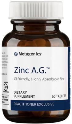 Zinc A.G. - Dr. Steven Rudack, Functional Medicine Practitioner, Las Vegas, NV