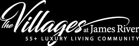 The Villages at James River logo