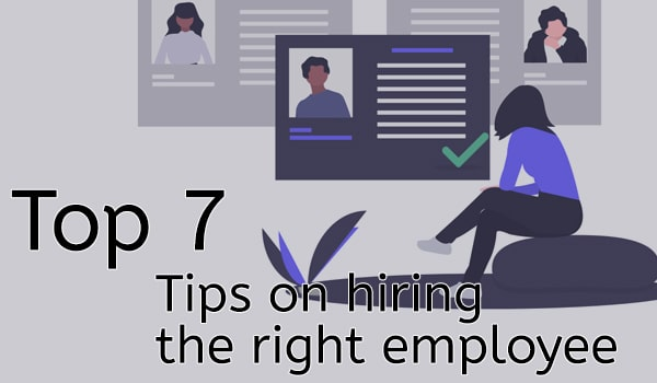 hiring the right employee