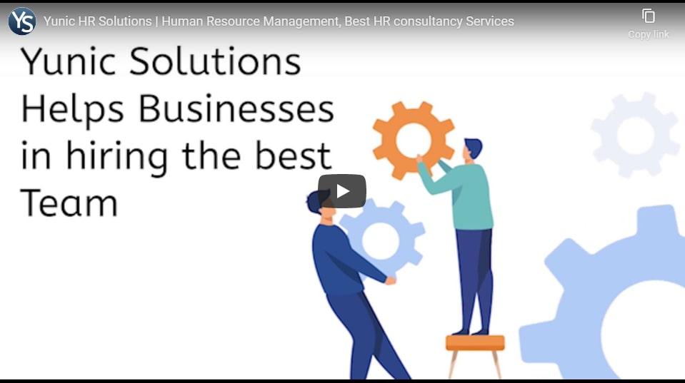 Yunic Solutions HR Consutlancy Services