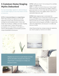 chilliwack home staging