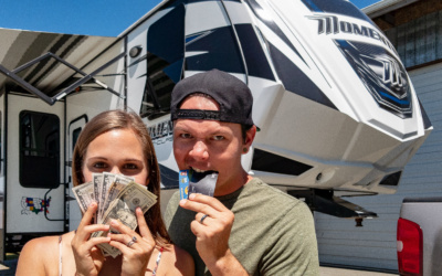 What it Cost to RV Full Time   1 Year RV Living Cost