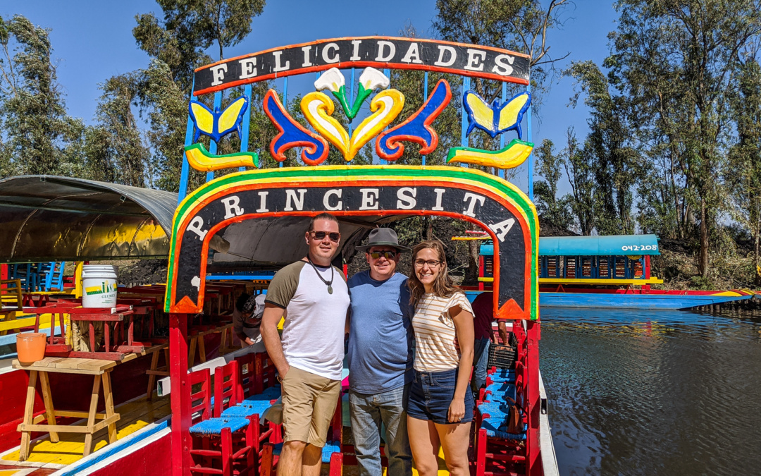 Xochimilco and Chinampas: The Ancient Floating Gardens of Mexico City