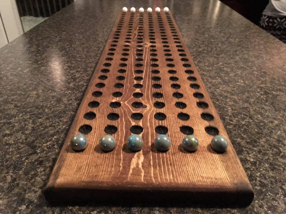 Gambit Board Game
