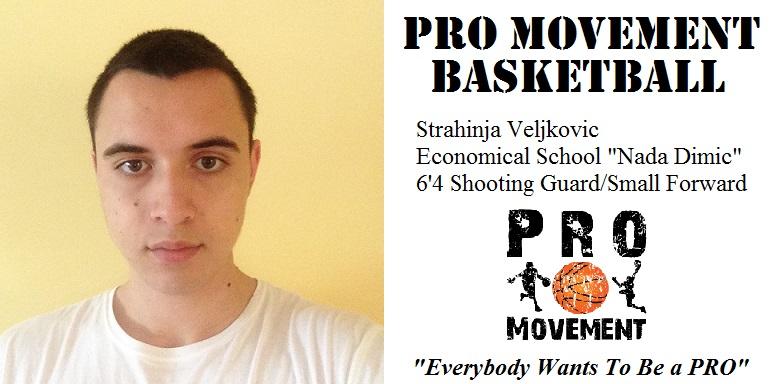 Strahinja Veljkovic PRO Pic