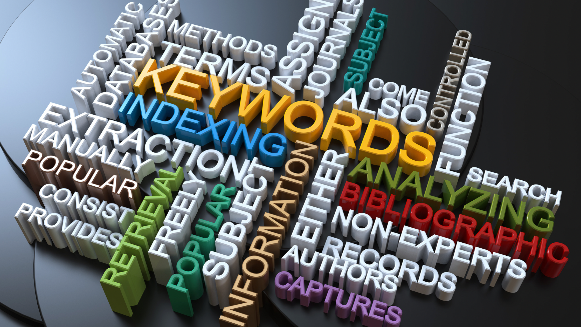 Low competition keywords for SEO