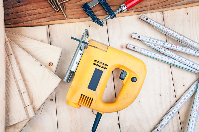 Commercial Power Tools