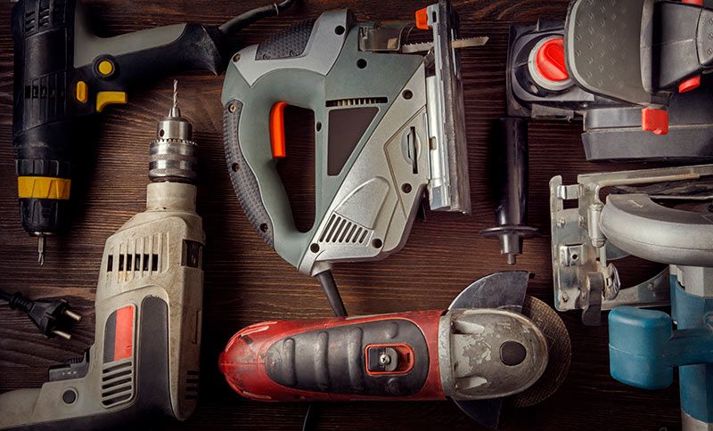 Pre Owned Power Tools