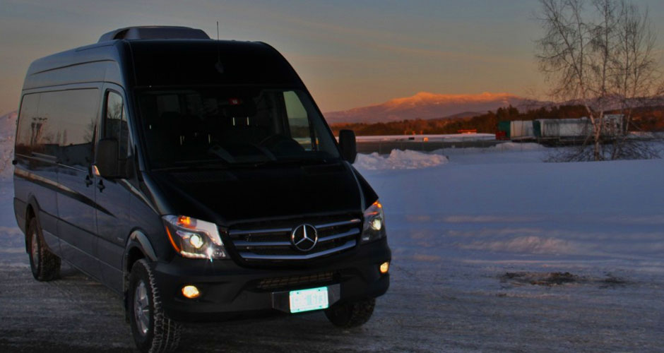 Vermont Brewery Tours - in chauffeured luxury with Vermont VIP limos