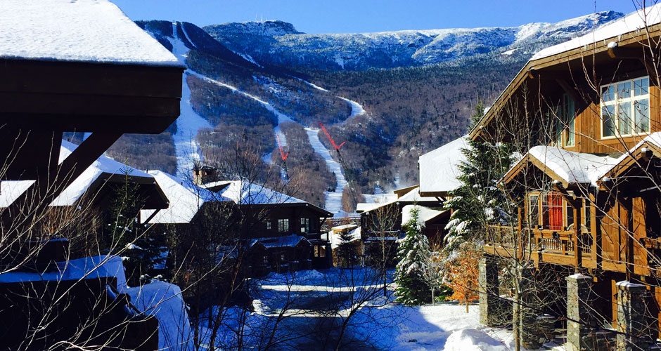 Vermont Ski Area Limo Service