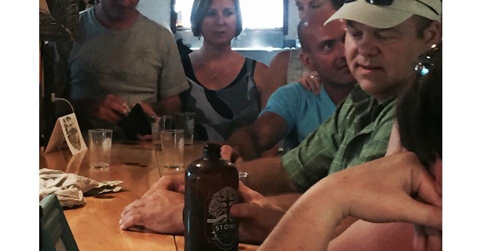 vermont brew tour