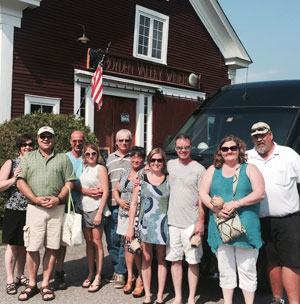 vt limo winery tour