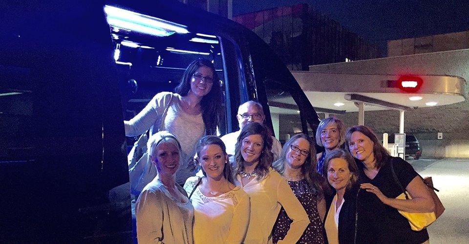 burlington vt corporate event limo