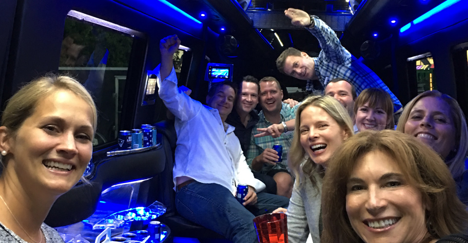 vermont brewery tour chauffeured limo van
