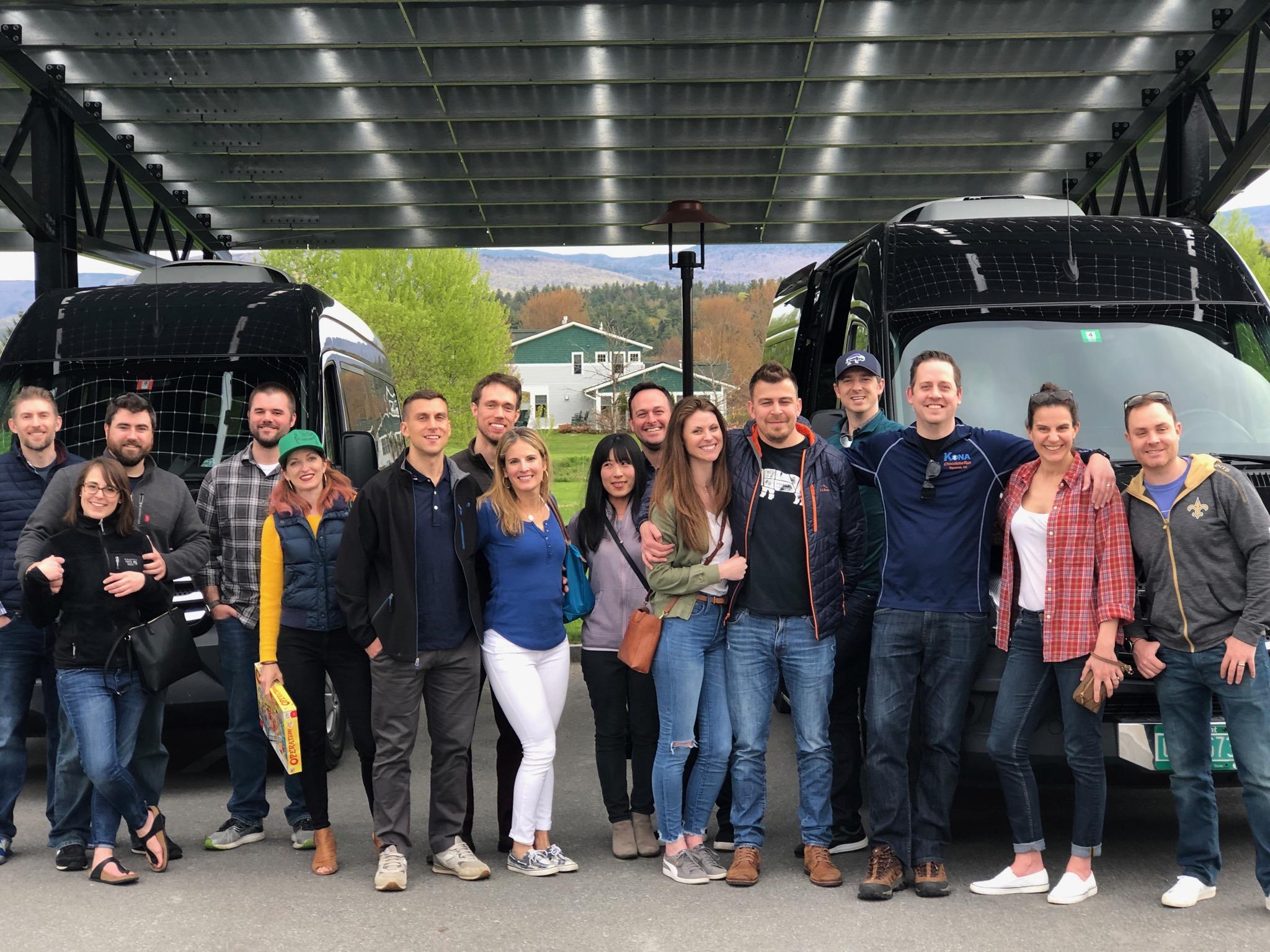Chauffeured Alchemist Brewery Tour