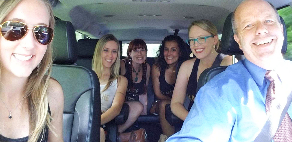 chauffeured winery tours