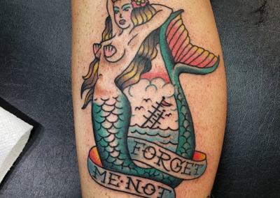 Miranda Guardiola - mermaid
