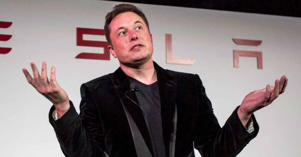 How much does Tesla have in the bank?