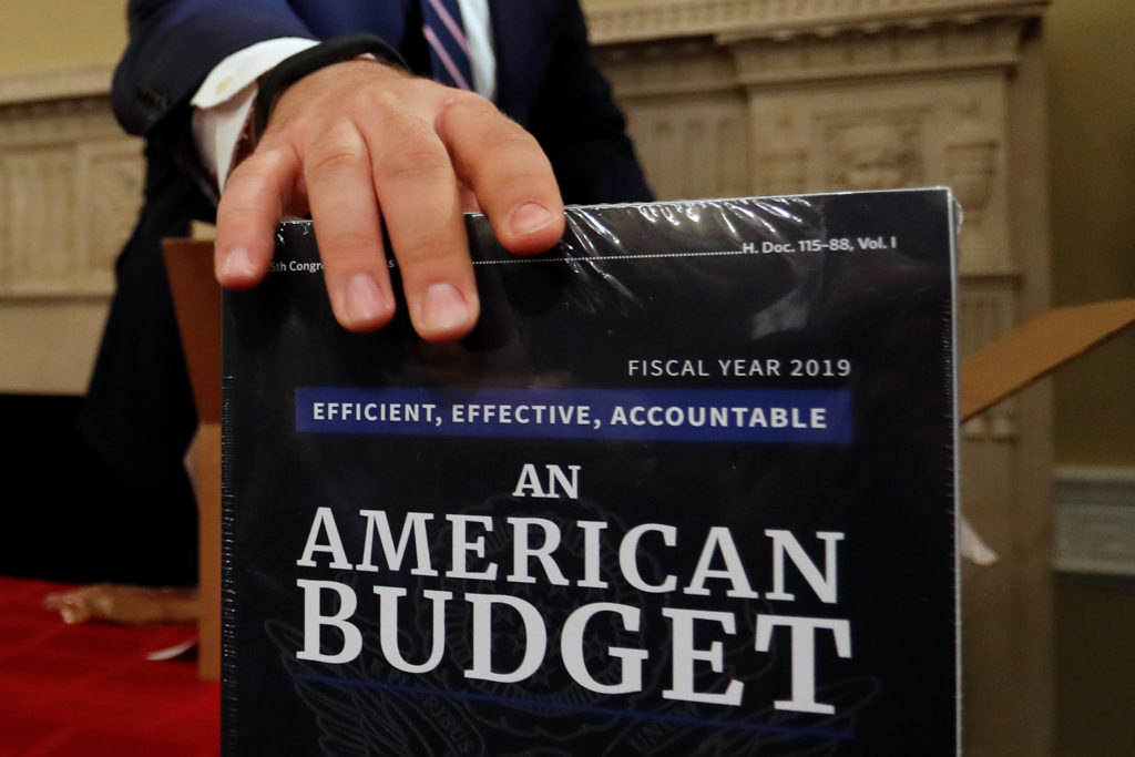 Trump's vision for American health care, explained by his budget