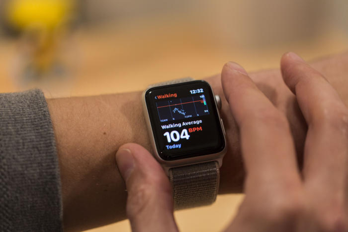 Apple Watch May Spot Heart Problems