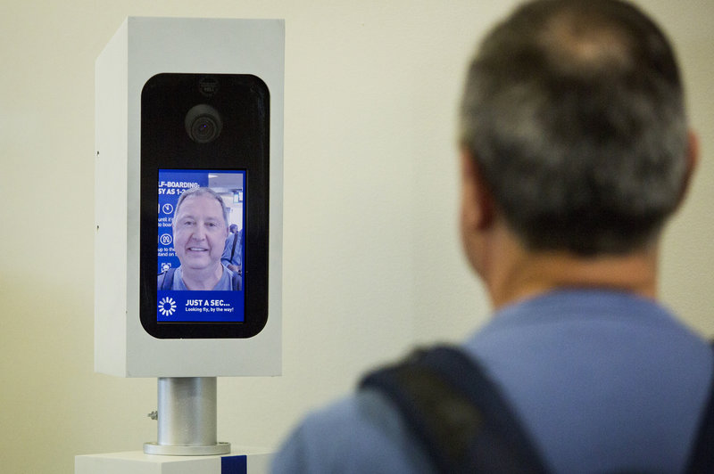 We Should All Be Worried About Facial Recognition Boarding Passes