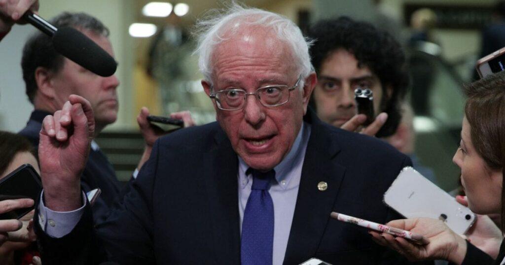 Walmart Set To Give Bernie Sanders the Cold Shoulder