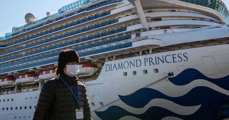 Porn website offers free access to passengers quarantined on Diamond Princess cruise ship